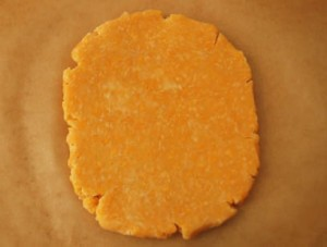 Making homemade crackers at Happy Simple Living