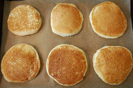 How to freeze pancakes   Happy Simple Living