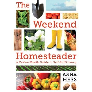 Weekend Homesteader at Happy Simple Living Blog