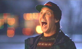Clark Griswold at Happy Simple Living blog