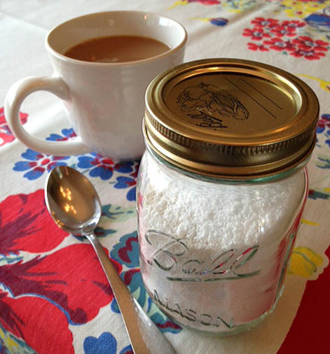 Healthy sweetener at Happy Simple Living blog