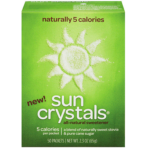 Sun Crystals at Happy Simple Living blog