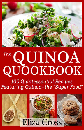 The Quinoa Quookbook cover