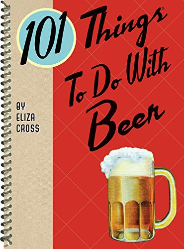 101 Things To Do With Beer cookbook