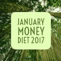 January Money Diet