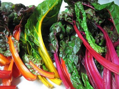 Swiss Chard from Happy Simple Living