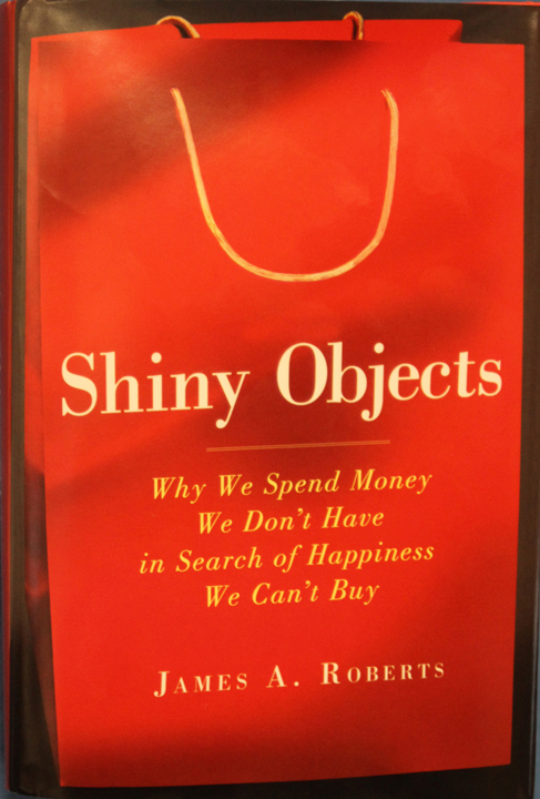 Shiny Objects book on Happy Simple Living