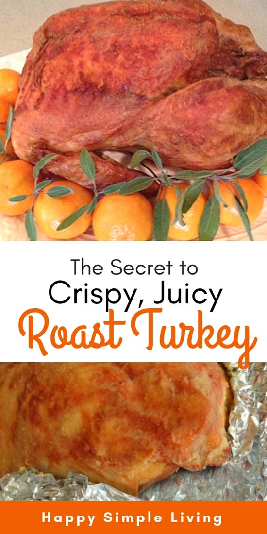 Crispy Juicy Roast Turkey | #turkeyrecipe #roastturkey #Thanksgiving #Thanksgivingturkey