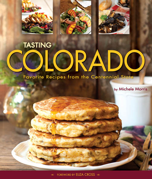 Tasting Colorado Cookbook at Happy Simple Living blog