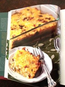 Breakfast casserole at Happy Simple Living blog