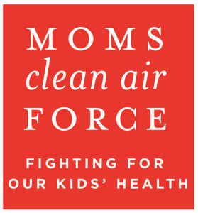 moms clean air force at Happy Simple Living blog