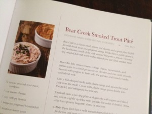 Trout Pate from Highland Haven at Happy Simple Living blog