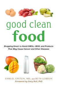 Good Clean Food book at Happy Simple Living blog