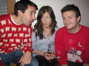 Christmas party fun