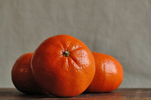 Clementines for Christmas stocking stuffers
