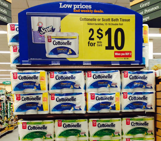 Cottonelle on sale