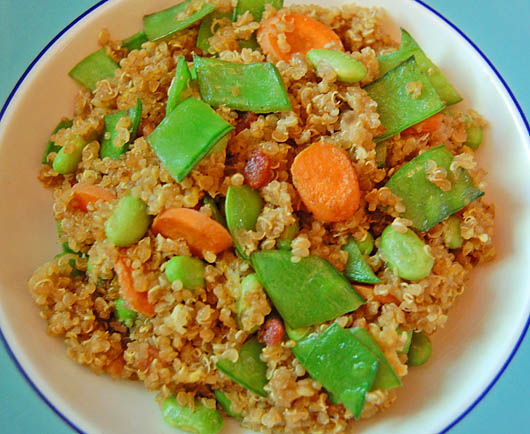 Fried-rice-quinoa