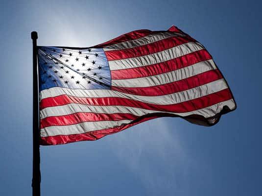 American Flag | Happy Simple Living blog