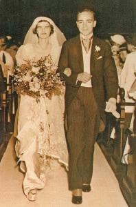 My grandparents | Happy Simple Living blog