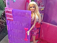 Barbie-Shower
