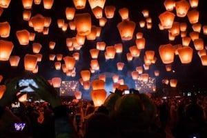 Lantern festival | January Money Diet
