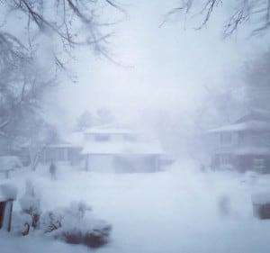Colorado blizzard March 2016   Happy Simple Living blog