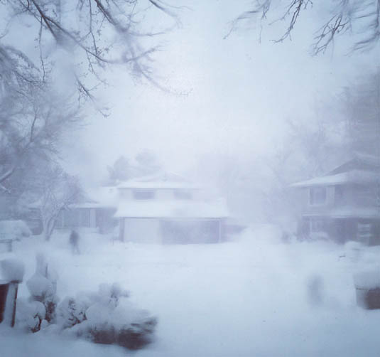 Colorado blizzard March 2016 | Happy Simple Living blog