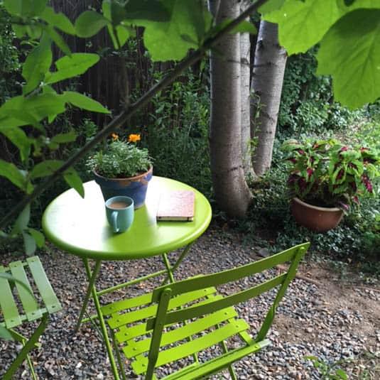 New garden | Happy Simple Living blog
