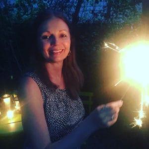 Sparklers | Happy Simple Living blog
