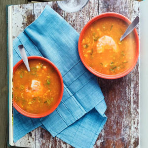 Pumpkin It Up cookbook by Eliza Cross