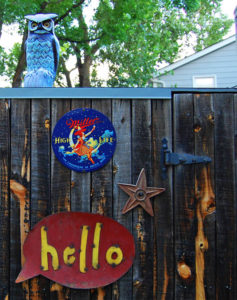 Funky old tool shed | Happy Simple Living blog