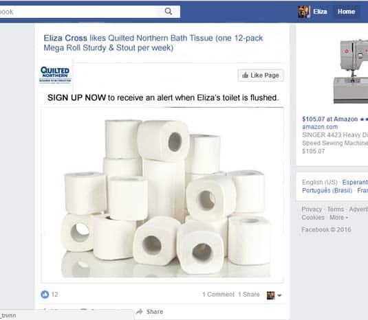 Let S Rant About Mega Toilet Paper Rolls Happy Simple Living