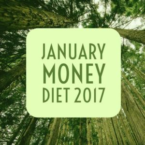 2017 January Money Diet   Happy Simple Living blog