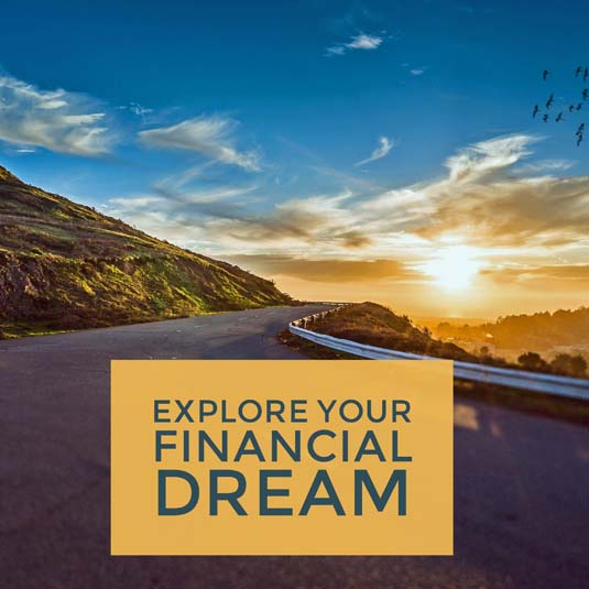 Explore your financial dream | January Money Diet