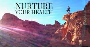 Nurture your health | January Money Diet