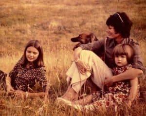 Eliza Cross family photo