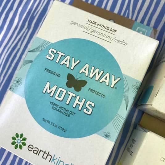 EarthKind Stay Away Moths