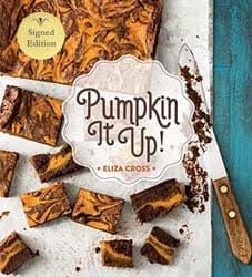Pumpkin It Up! cookbook by Eliza Cross