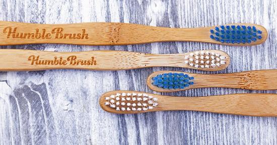 humble toothbrush