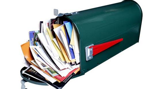 Reduce Junk Mail | Happy Simple Living blog